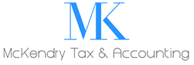McKendry Tax Main Head for Mobile